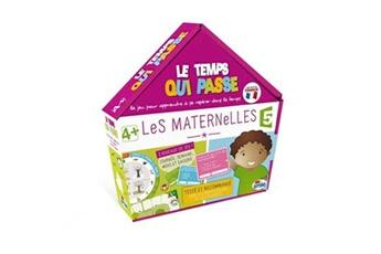 Jeux ludo éducatifs Les Maternelles Le temps qui passe les maternelles