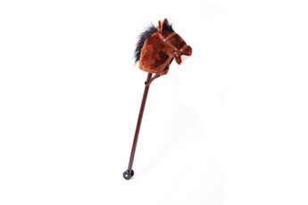 Peluches SMALL FOOT Cheval de bataille «tonnerre»