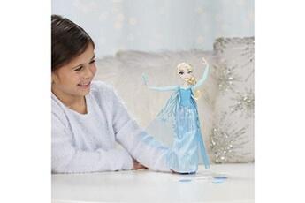 Accessoires pour maquette Disney Disney reine des neiges - b9204eu40 - la reine des neiges elsa pouvoir de neiges -