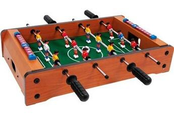 Jeux en famille SMALL FOOT Baby-foot de table en bois