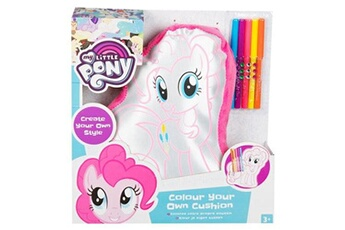 Figurines personnages My Little Pony Mon petit poney colore ton propre coussin