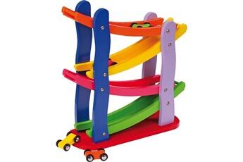 Jeux en famille SMALL FOOT Circuit de course multicolore