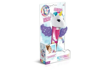 Accessoires de déguisement I Believe In Unicorn Micro karaoké i believe in unicorn