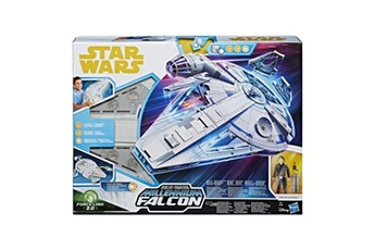 Jouets éducatifs Star Wars Playest star wars millenium falcon raid de kessel