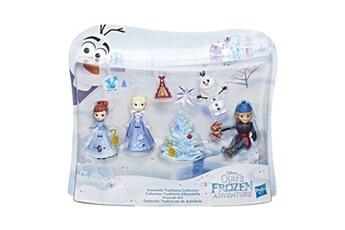 Jouet de bain Disney Playset disney frozen la reine des neiges collection traditions d?arendelle