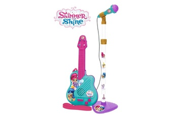 Jeux en famille Shimmer And Shine Shimmer&shine guitare + micro boîte 34x18x72