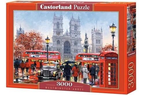 C-300440-2 - puzzle - l'abbaye de westminster - 3000 pièces