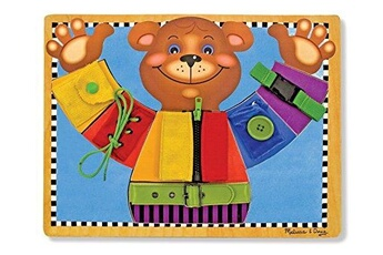 Jeux en famille GENERIQUE Basic skills board by melissa and doug