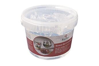 Pâte à modeler et bougie GENERIQUE Gel à bougie incolore boite 2 kg = env. 2500 ml - rayher