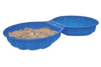 Accessoires pour maquette Big Bac à sable big coquillage