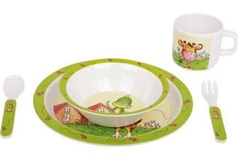 Peluches SMALL FOOT Vaisselle pour enfant «tobi et lilly»