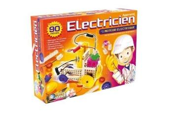 Jeux en famille GENERIQUE Buki - 7059 - science et nature - apprenti electricien