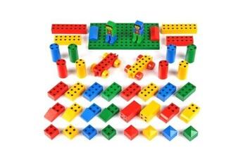 Autres jeux créatifs KLEIN - 0654 - jeu de construction - set ecole manetico \