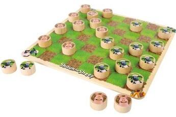 Peluches SMALL FOOT Shaun le mouton jeu de dames
