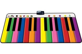 Jeux ludo éducatifs Rainbow Tapis piano rainbow géant touches colorées 24 touches