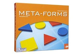 Jeux en famille GENERIQUE Asmodee - foxmflb - jeu de société - meta-formes - jeu de réflexion et de logique