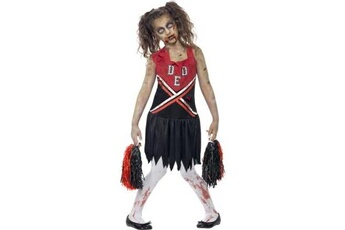 Déguisements garçons GENERIQUE Déguisement zombie pompom girl fille halloween 13 à 15 ans