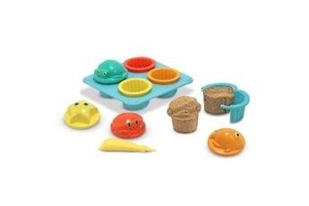 Tapis d'éveil GENERIQUE Melissa & doug - 16431 - jeu de plein air - nécessaire à petits gâteaux de sablée