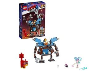Lego Lego Lego movie - le canapé à trois étages d'emmet, jeu aventure enfant 8 ans et plus, 312 pièces - 70842