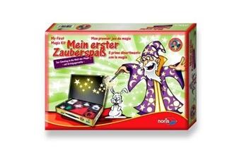 Jeux en famille GENERIQUE Noris - 606321163 - kit magique - mon premier spectacle de magie