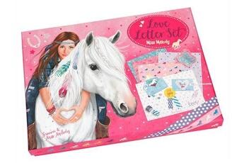 Accessoires de poupées Miss Melody Miss melody 8747 love letter kit lettre