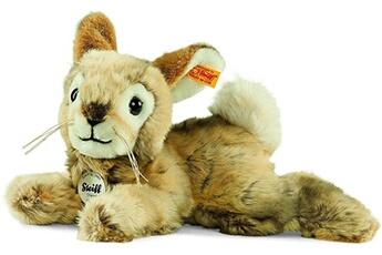 Peluches Steiff Steiff - peluche - dormili - lapin - marron - 32 cm