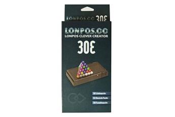 Jeux en famille Lonpos Lonpos - 56114 - jeu de logique - clever creator 303
