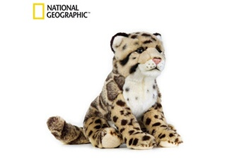 Peluches National Geographic National géographic - 770741 - bébé léopard tacheté