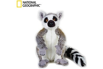 Peluches National Geographic National géographic - 770757 - lémurien