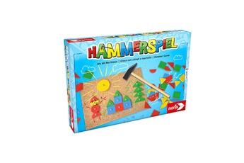 Jeux en famille Noris Noris - 606049101 - jeux pour enfants - jeu de marteau