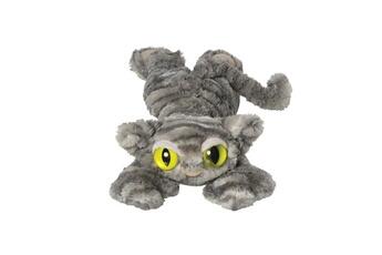 Peluches Manhattan Toy Manhattan toy - peluche shadow gris ardoise lavish lanky cats, 35,6 cm