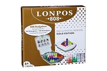 Jeux en famille Lonpos Lonpos - 56115 - jeu de logique - 808