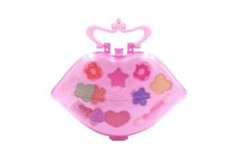 Jouets éducatifs Generic Pretend play toy princess palette de maquillage de luxe set non toxique pour les enfants jouets éducatifs