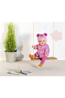 Poupées Zapf Creation Zapf creation 827352 - petite tenue de poupée pour l'hiver 36 cm