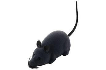 Jouets éducatifs GENERIQUE Rc funny wireless electronic remote control mouse rat pet toy for cats gris