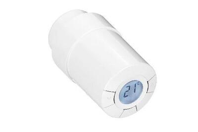 Accessoires chauffage central Popp Tête électronique thermostatique z-wave - popp