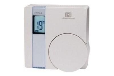 Accessoires chauffage central Secure Thermostat mural avec lcd zwave gen 5 - secure