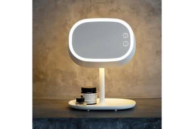 Soin Corps Et Visage Aucune Miroir De Maquillage Lampe De Table