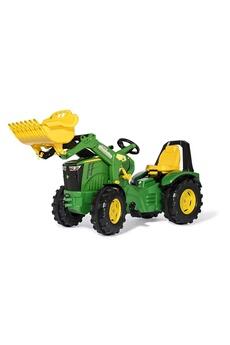 Véhicule à pédales ROLLYTOYS Rolly toys 651047 - tracteur à pédales rolly x-trac premium john deere