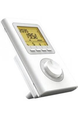 Thermostat et programmateur de chauffage Chappee Thermostat d'ambiance filaire contact sec programmable cff000028 chappée compatible toutes chaudières