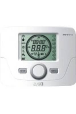 Thermostat et programmateur de chauffage Chappee Thermostat d'ambiance filaire modulant programmable c7108528 chappée