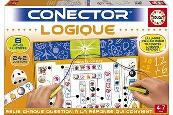 Autres jeux créatifs Educa Educa borrás - 17319.0 - conector logique