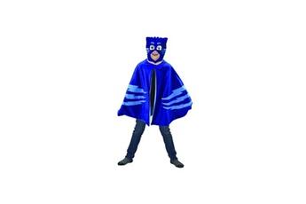 Accessoires de déguisement Fun House Caritan pyjamasques deguisement cape-plaid + masque bleu yoyo