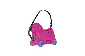 Accessoires pour aire de jeux Big Big bobby valise chien rose