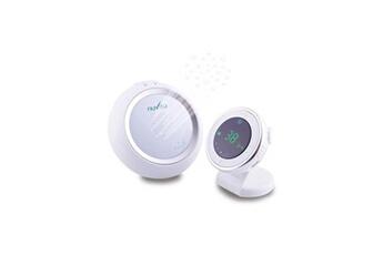 Ecoute bébé Nuvita Nuvita babyphone audio pour bébé avec veilleuse projecteur de nuit starry