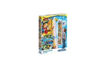 Puzzles CLEMENTONI Mickey puzzle toise 30 pieces - puzzle pour mesurer votre enfant - disney