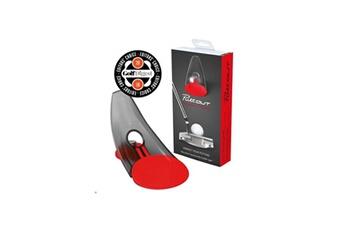 Accessoires pour aire de jeux AUCUNE Puttout appareil d'entraînement de golf pour le putting - rouge