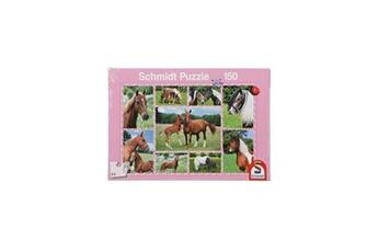 Puzzles Schmidt Spiele Schmidt spiele puzzle reves de chevaux - 150 pieces