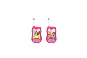 Jouets éducatifs Lexibook Disney princesse - paire de talkies-walkies enfant - port?e 100m