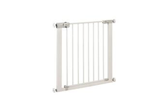 Barrière de sécurité bébé SAFETY 1ST Safety 1st barriere simply close m?tal white